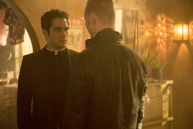 'The Exorcist' Season 1 Finale Recap: A Room of One's Groan