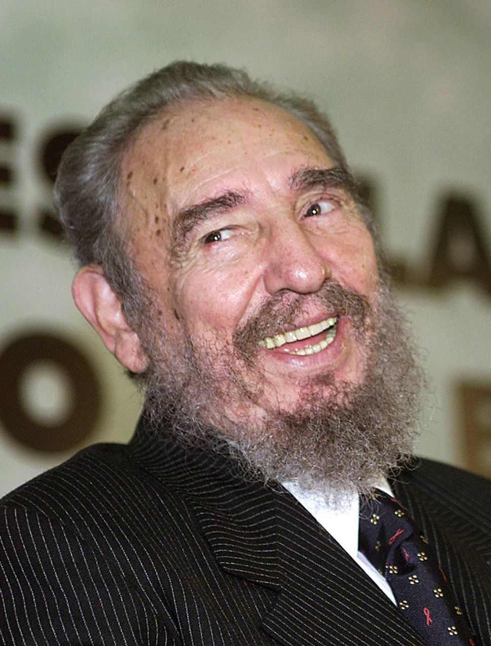 The Fidel I Knew Was the Life of the Party