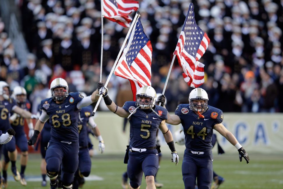 America's Team: Army-Navy Game About Much More Than Football