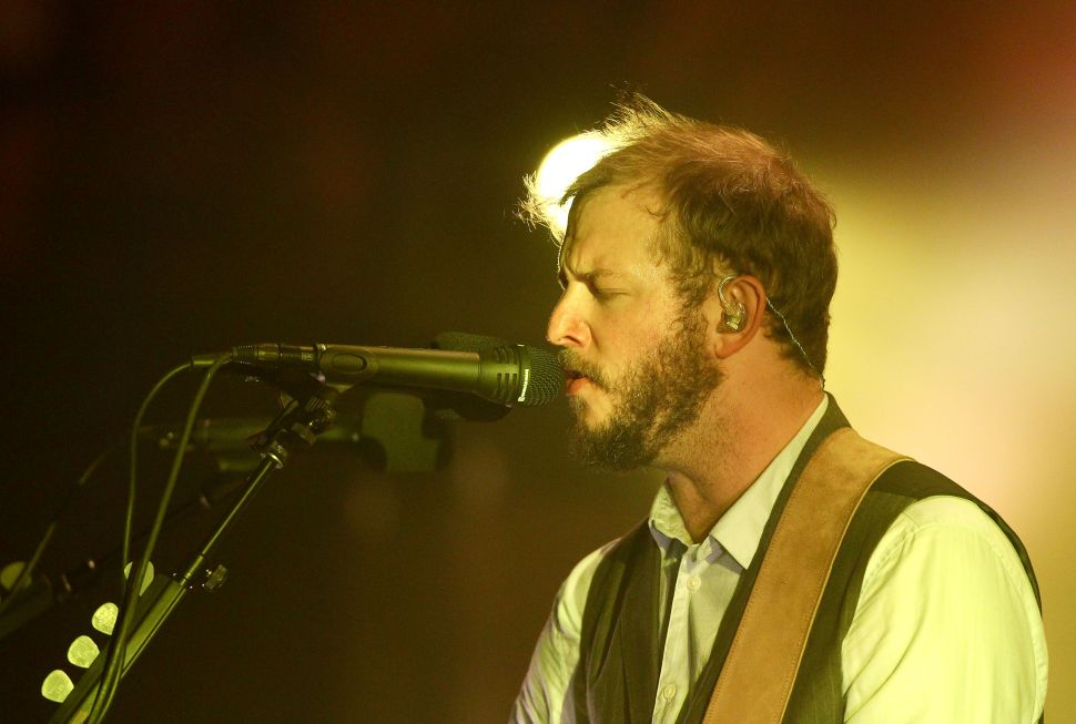 Bon Iver Plays Red Hook, and 5 Other Art World Things to Do