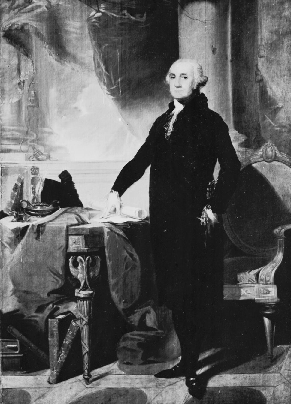 What George Washington Has to Say About Donald Trump's Tweets
