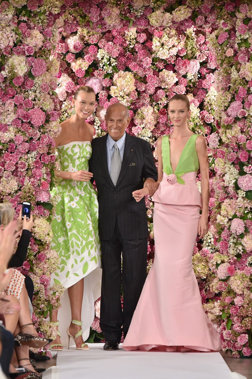 Oscar de la Renta is Coming Soon to a Postage Stamp Near You
