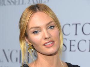 Candice Swanepoel is offering up her East Village pad as a rental.