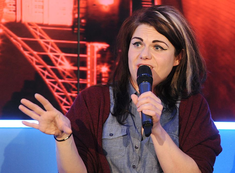 Feminist Hero Caitlin Moran on How to Make Politics Rock and Roll Again