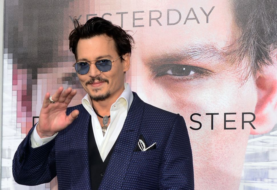 Johnny Depp Lists French Estate for $63M; Scott Disick Lowers Price of Bachelor Pad