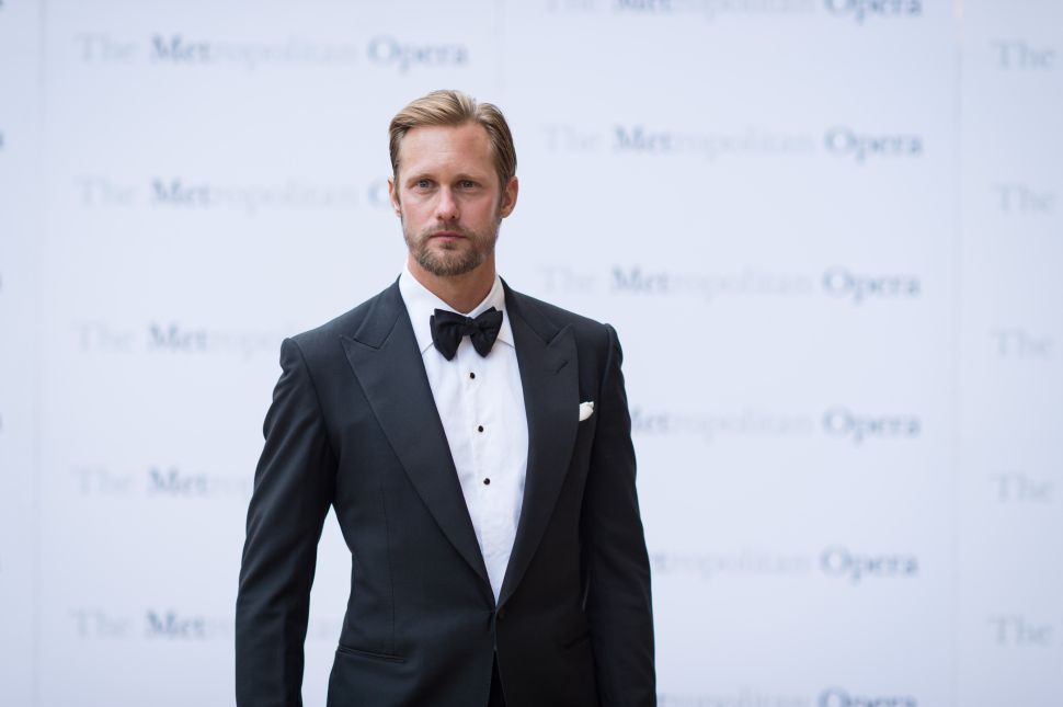 Is Alexander Skarsgard Moving to This Holy Penthouse?