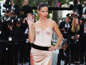 Adriana Lima's midtown condo is on the real estate market.