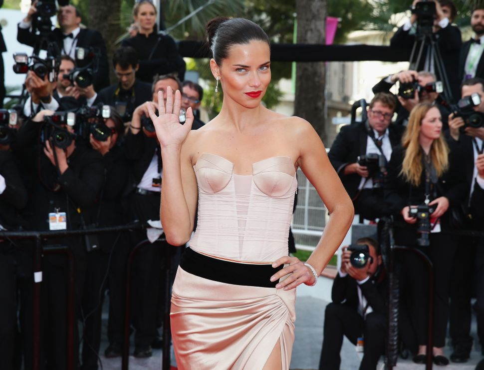 Adriana Lima Lists Angelic Home for $4.85M