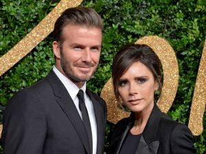 The Beckhams are considering a Miami estate.