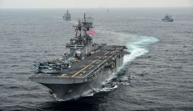 TPP's death may make patrolling the South China Sea more dangerous.