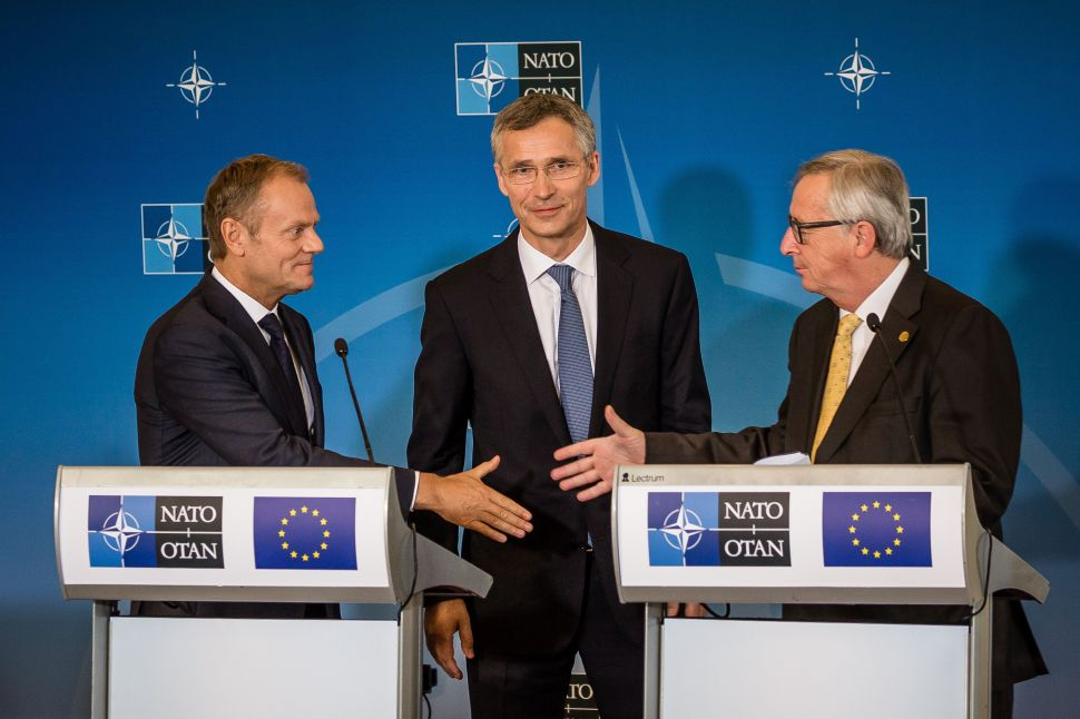 Indefensible: The Plan for a Pan-European Military Force Is a Mistake