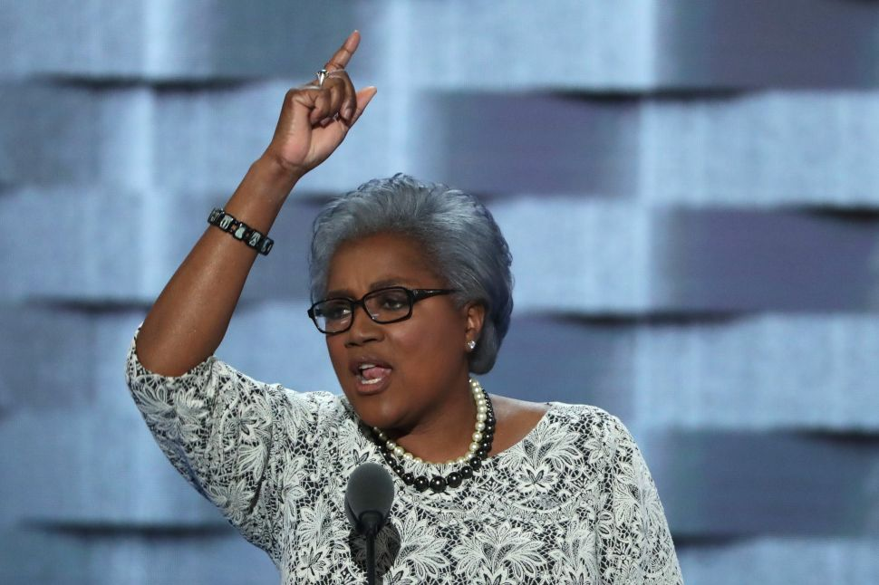 DNC Interim Chair Donna Brazile Continues to Embarrass Democrats