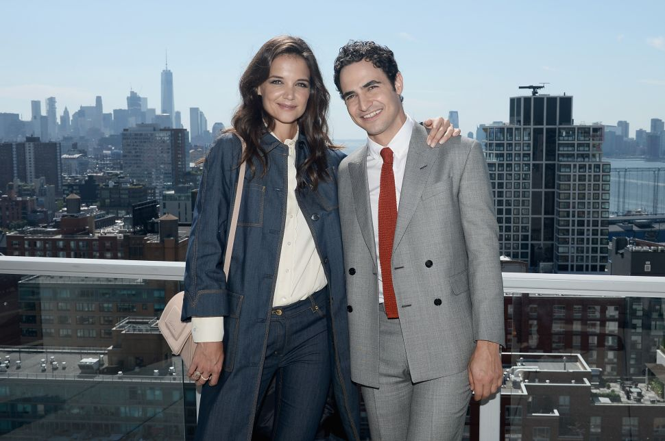 Zac Posen Debuts Shoe Line; Rebecca Minkoff Introduces Self-Checkout