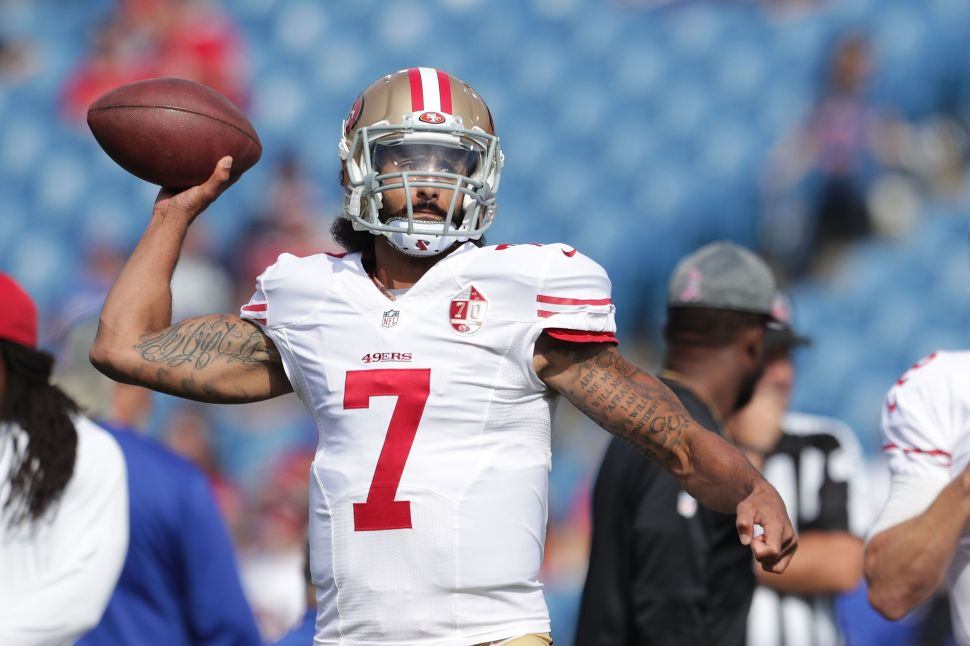 Colin Kaepernick Is the Latest Athlete to Score a Condo at One York