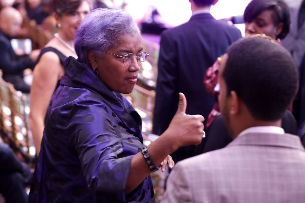 DNC's Donna Brazile Denounces Russian Election Interference While Ignoring DNC's Own Rigging