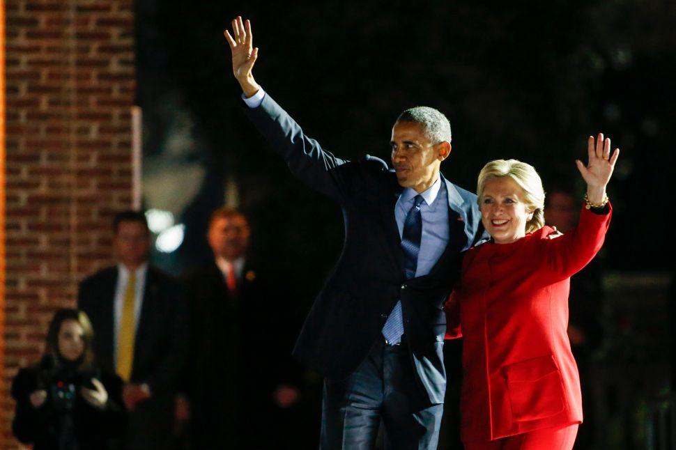 Obama Promises Action Against Russia, Ignores DNC Rigged Primaries