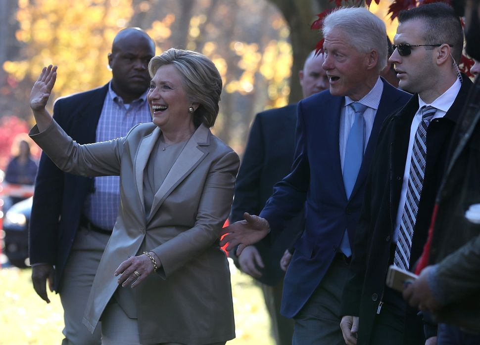 The Clinton Election Hangover Continues to Brain-Fog Democrats