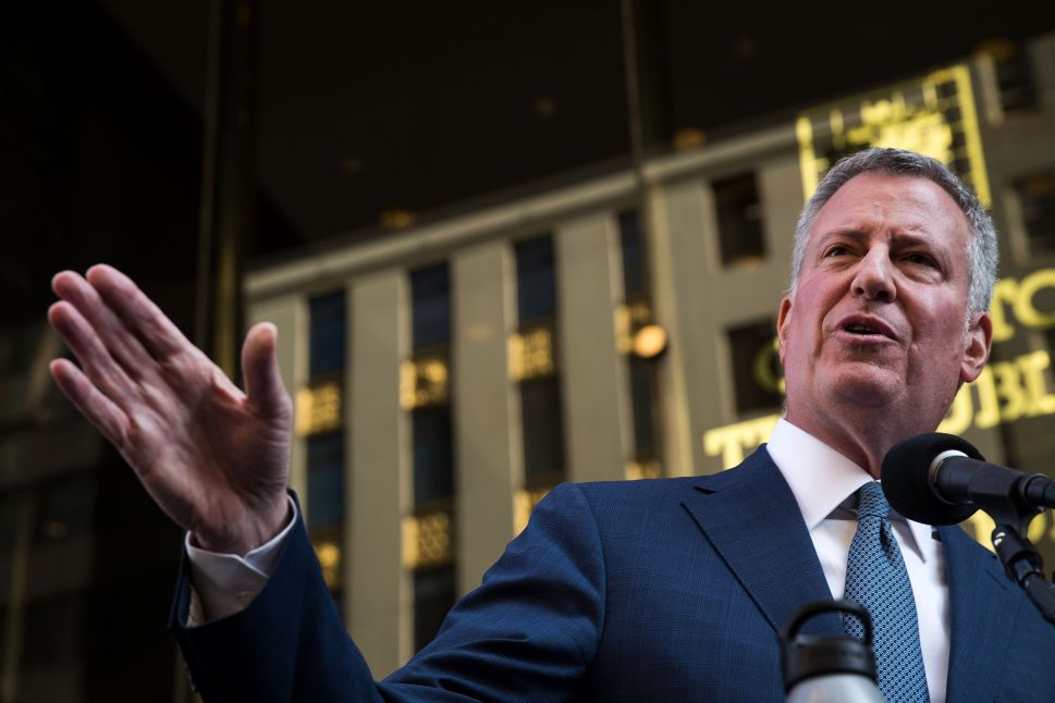 'This Ain't Over Yet'—NYC Mayor to Keep Pushing Feds to Repay City for Trump Security