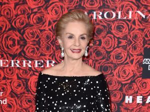 Carolina Herrera (Photo by Nicholas Hunt/Getty Images)