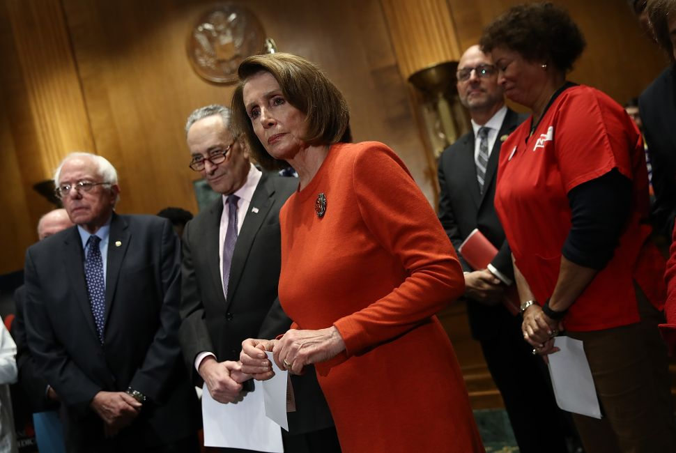 2017 Will Be a Rude Awakening for the Democratic Establishment
