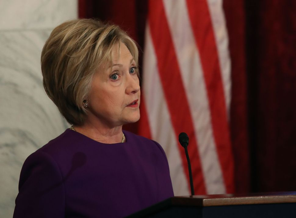 Clinton Basically Admits She Learned Nothing From Losing to Trump