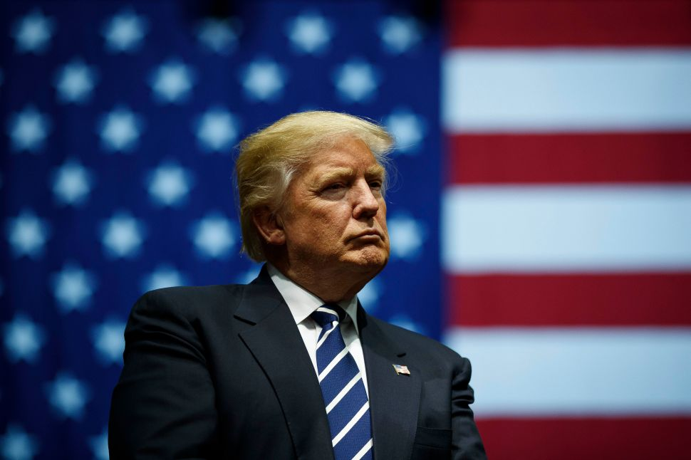 Trump Declares War on the Intelligence Community