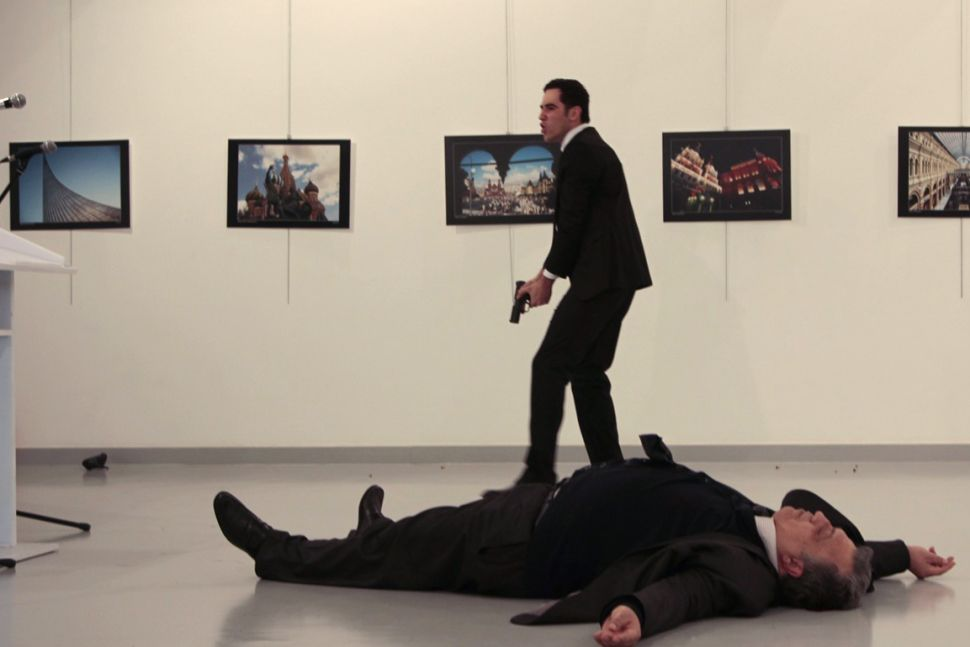 After an Assassination, Russia and Turkey Will Crush Their Enemies