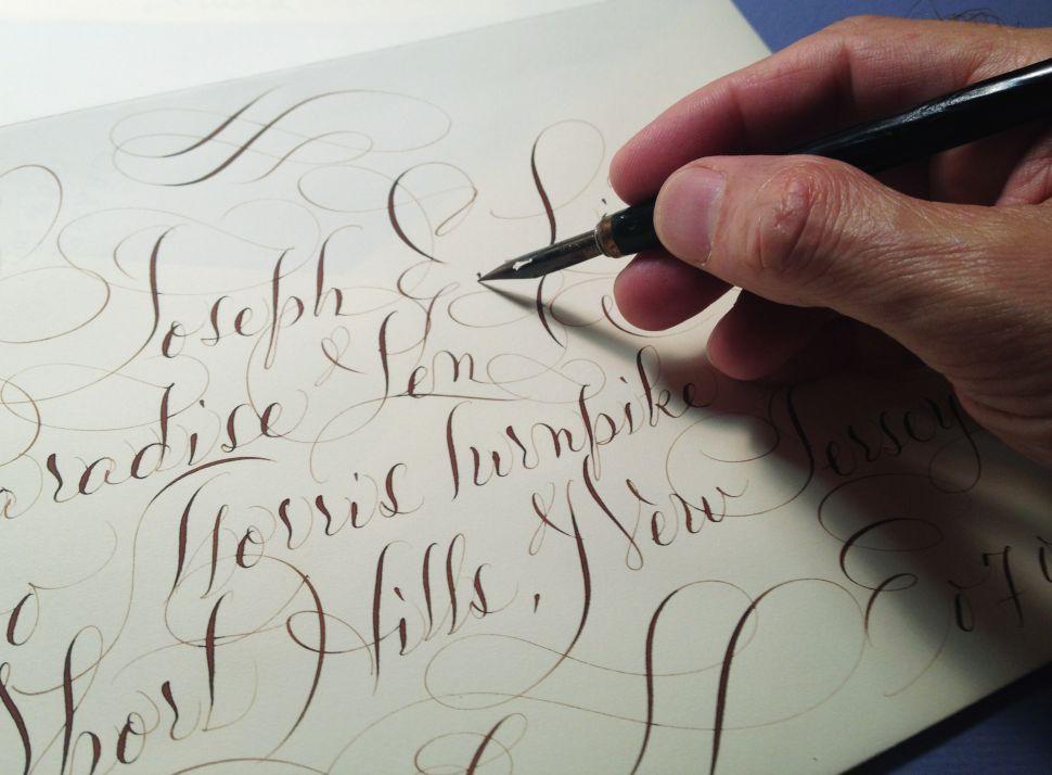 'Tis the Season for Handwriting—Meet an Expert