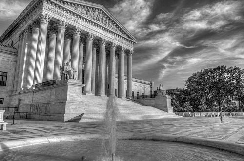 U.S. Supreme Court Dominated Headlines in 2016