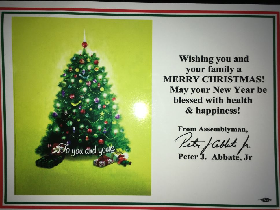 Brooklyn Pol's Christmas Card Offensive Raises Campaign Finance Questions