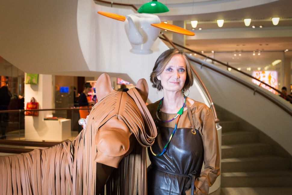 Hermès Puts a Whimsical Spin on Sustainable Design