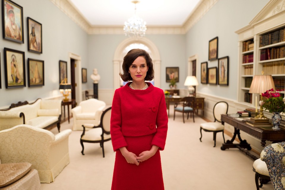 In 'Jackie,' Natalie Portman Captures an Ordinary Woman in Extraordinary Times