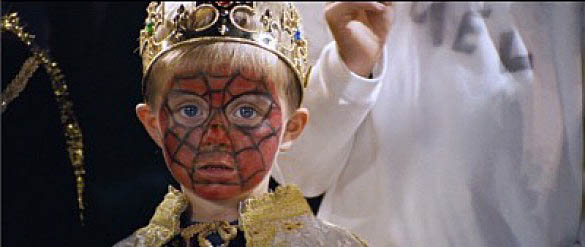 A Quick Word From: The Spider-Man Kid in 'Love Actually'