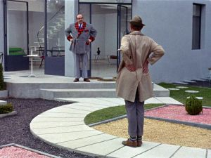 "A still from ""Mon Oncle,"" by Jacques Tati"