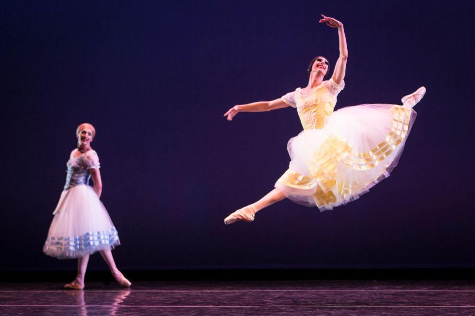 Memo to the Ballet Trockadero: Be Careful Whom You Parody