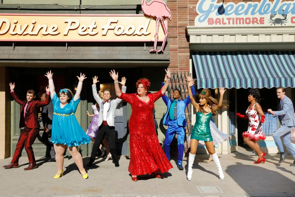 Behind the Scenes of 'Hairspray Live!' With Harvey Fierstein and Maddie Baillio