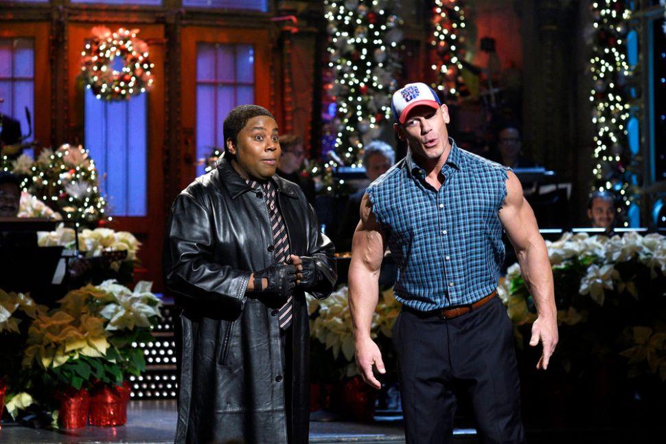 Social Download: 'Hairspray' Goes Live, Cena Trolls Trump on 'SNL'