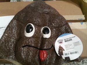 5. A poop mask