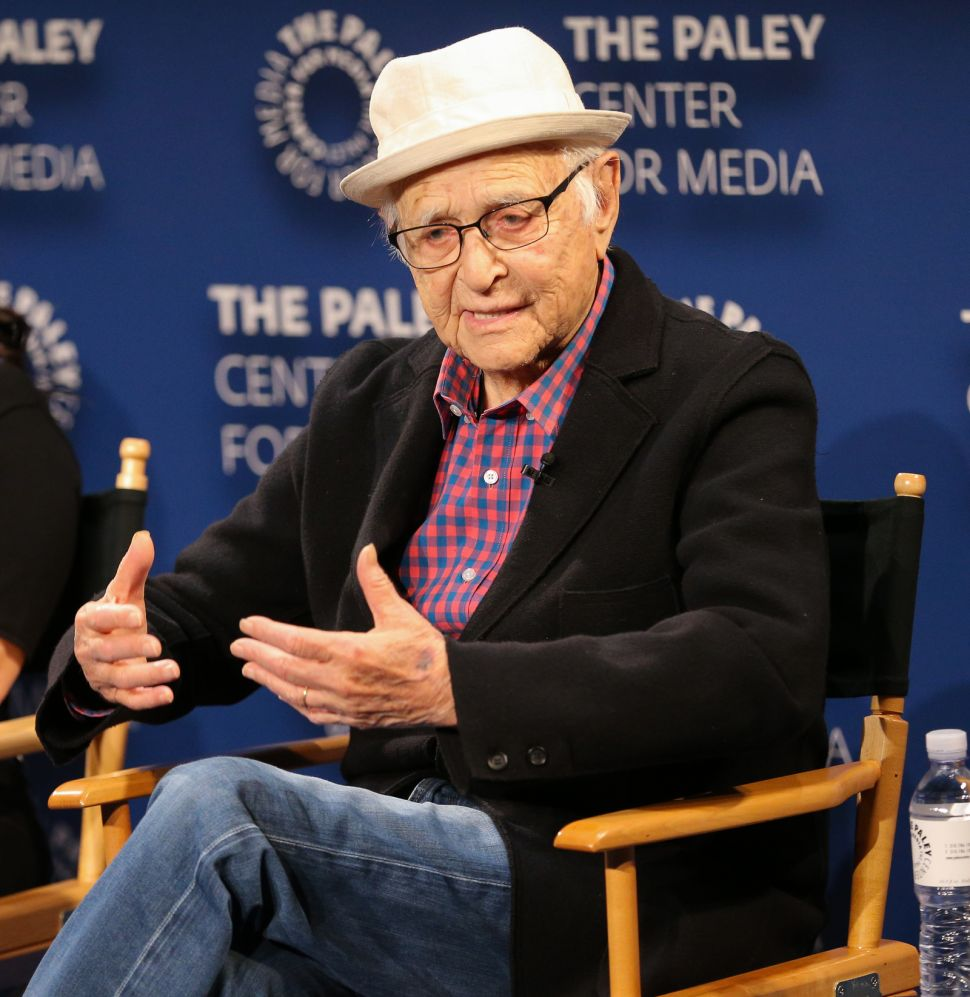 Norman Lear and Kenya Barris Discuss Police Brutality, PC Culture and 'the N-word'