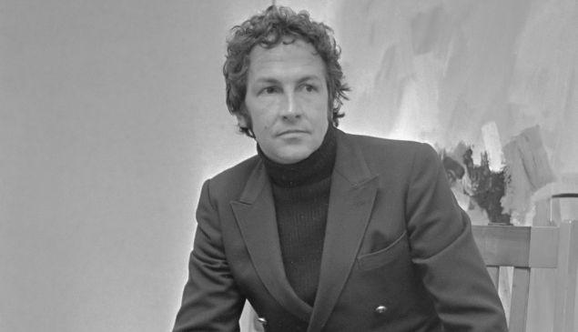 Robert Rauschenberg in 1968.