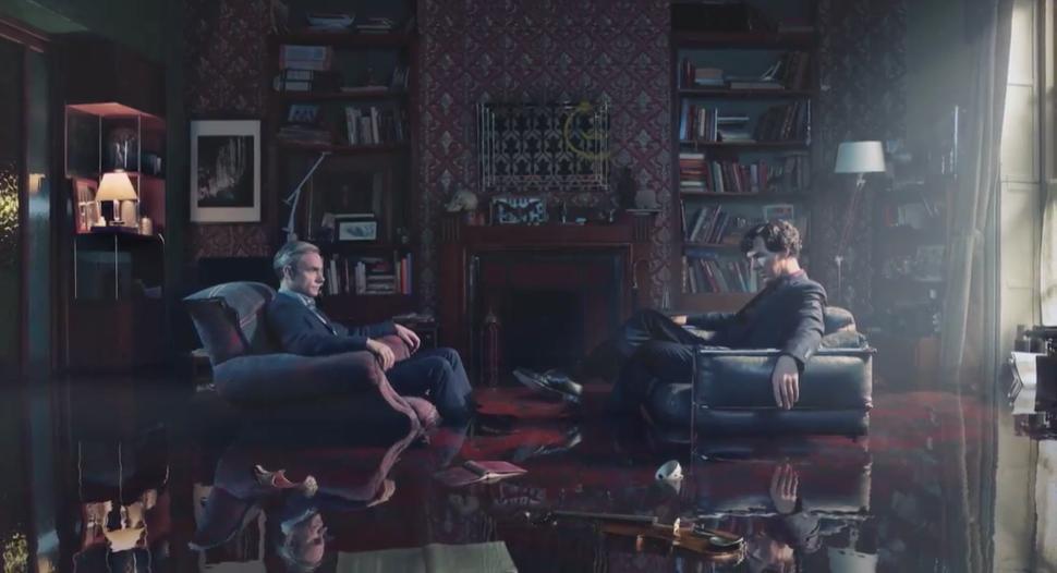 Sherlocking the New Season 4 'Sherlock' Teaser Trailer