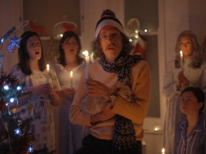 Martin Creed in the video for his song It's You.