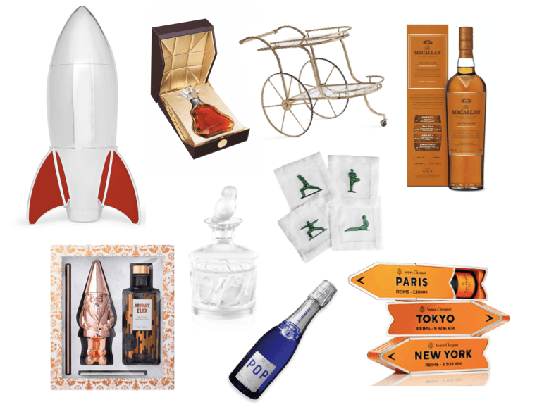 Cocktail Lovers Will Want These Gifts This Holiday Season
