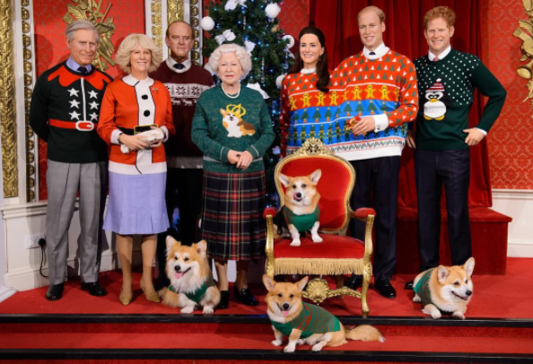 The Royal Family Has Embraced the Ugly Christmas Sweater Trend