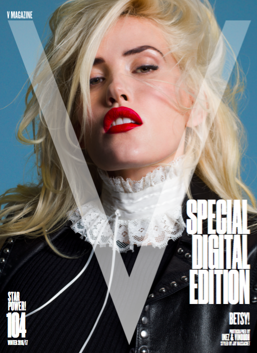 Did V Magazine Just Discover the Next Lady Gaga?