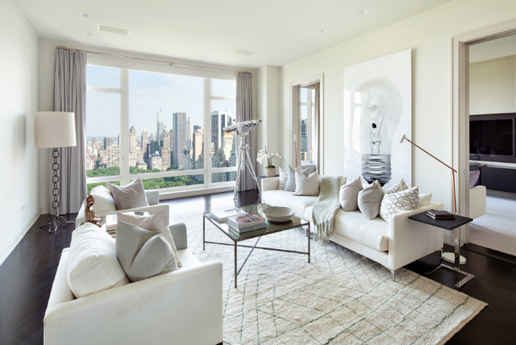 Flip Flop: 15 Central Park West Abode Sells at a Loss