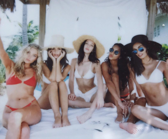 Every Single Model is Promoting This Music Festival on Instagram