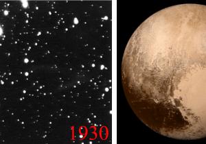Pluto.