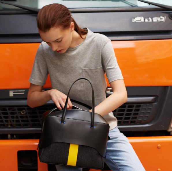 Here's Why It Took 1.5 Years to Design Tibi's First Handbag