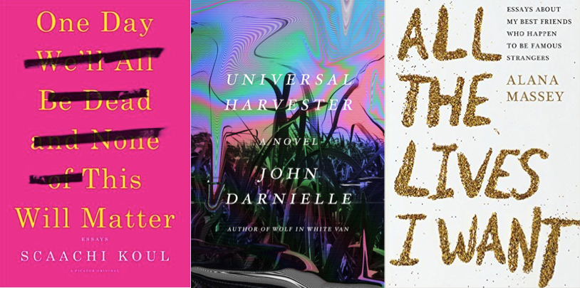 15 (Okay, 16) Books to Look Forward to in 2017